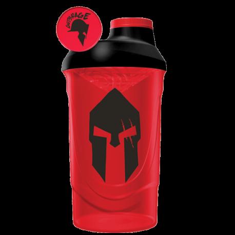 Spartan Shaker Red (600ml) - Gods Rage