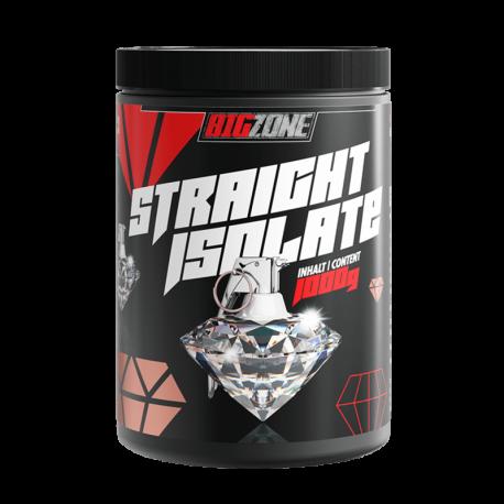 Straight Isolate - Big Zone