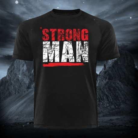 Strong Man T-Shirt - Gods Rage