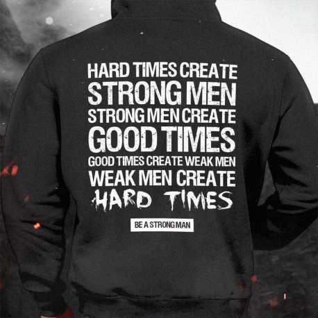 Strongest Man Zipper - Gods Rage