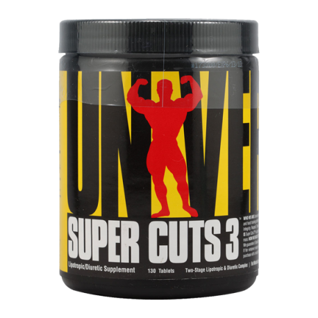 Super Cuts 3 - Universal Nutrition