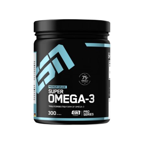 Super Omega 3 (300 Caps) - ESN