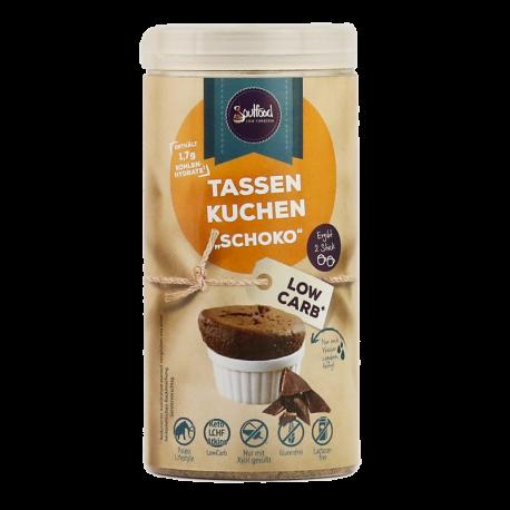 Tassenkuchen - Soulfood LowCarberia