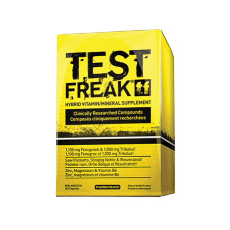 Test Freak - PharmaFreak