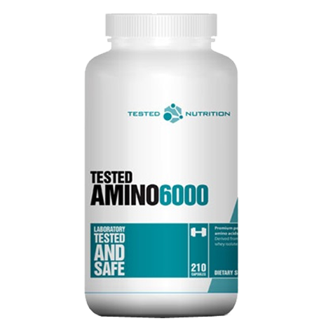 Amino 6000 - Tested Nutrition