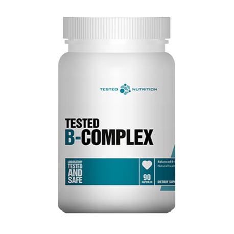 B-Complex - Tested Nutrition