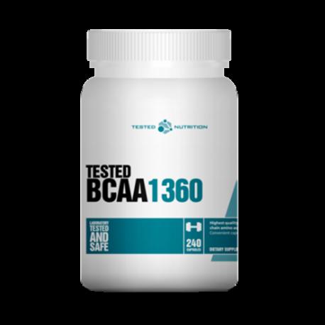 BCAA 1360 - Tested Nutrition