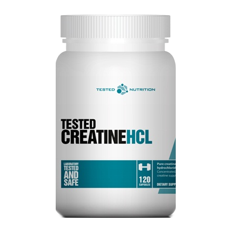 Creatine HCL - Tested Nutrition