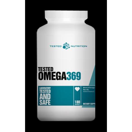 Omega 369 - Tested Nutrition