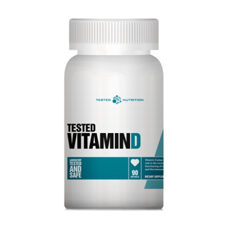 Vitamin D - Tested Nutrition