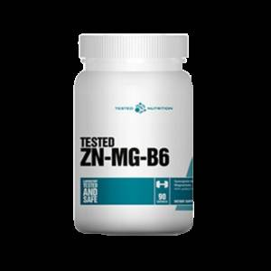 ZN-MG-B6 (ZMA) - Tested Nutrition
