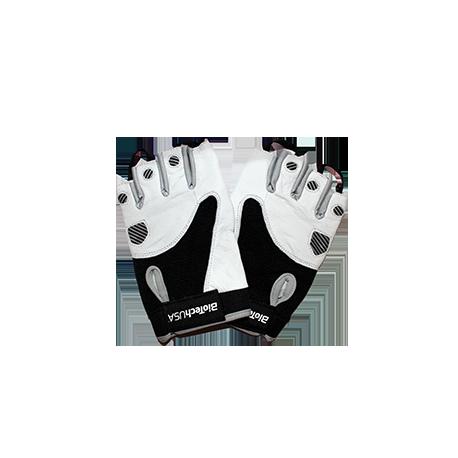 TEXAS Handschuhe schwarz/weiß - Biotech USA