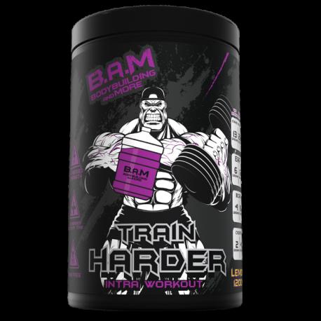 Train HARDER - B.A.M