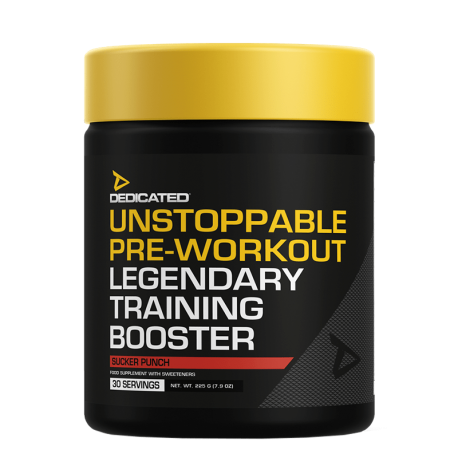 Unstoppable - Dedicated