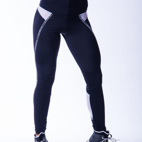 V-Butt Leggings 605 Black - Nebbia
