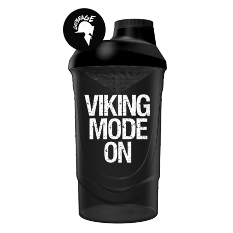 Viking Mode On Shaker (600ml) - Gods Rage