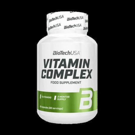 Vitamin Complex - Biotech USA