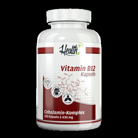 Vitamin B12 Health - Zec+