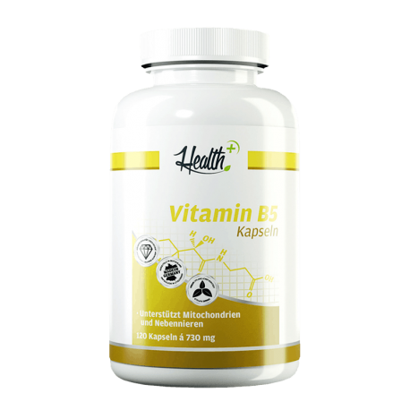 Vitamin B5 Health+ - Zec+