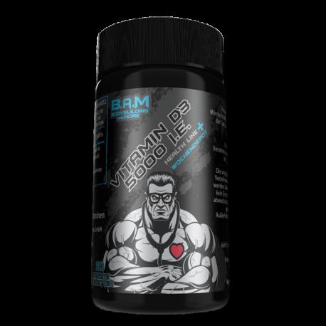 Vitamin D3 5000 IU - B.A.M.