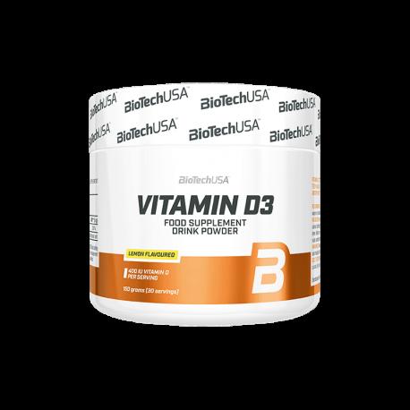 Vitamin D3 - Biotech USA