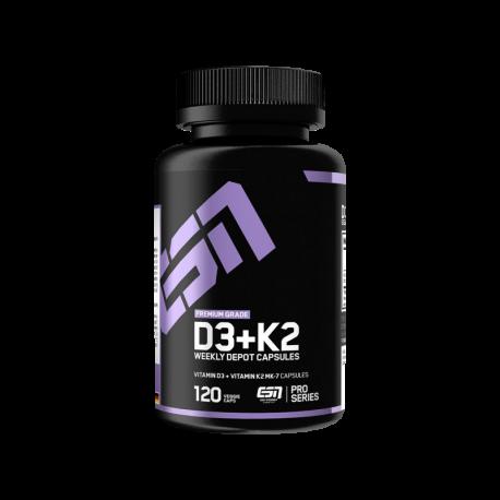 Vitamin D3+K2 - ESN