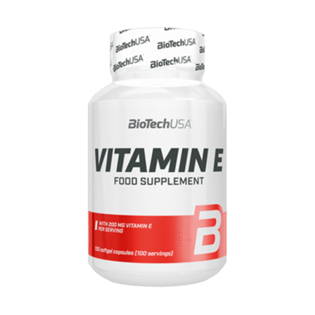 Vitamin E - Biotech USA
