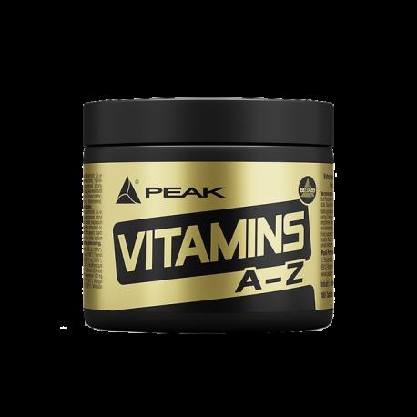 Vitamins (A-Z) - Peak