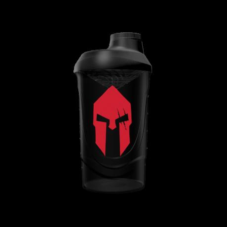 Wave Shaker 600ml Sparta BLACK - Gods Rage