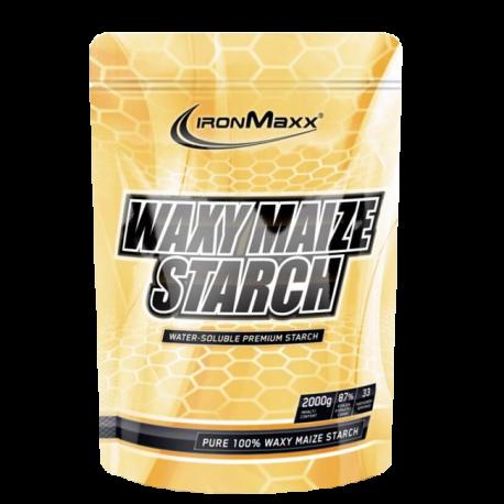 Waxy Maize Starch - IronMaxx