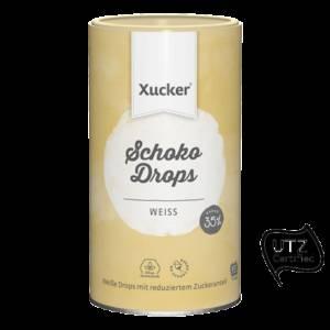 Weiße Schoko Drops (750g) - Xucker