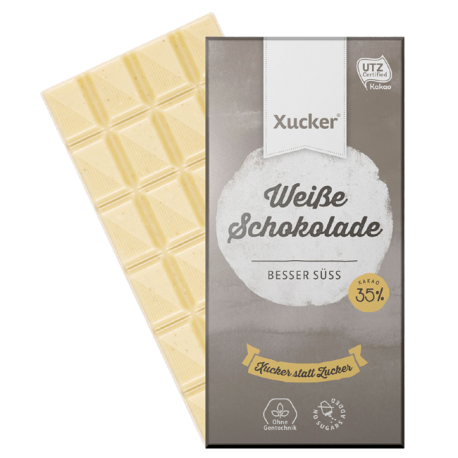 Xylit Weißolade - Xucker