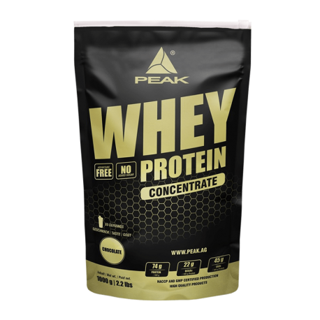 Whey Protein Concentrate - Peak