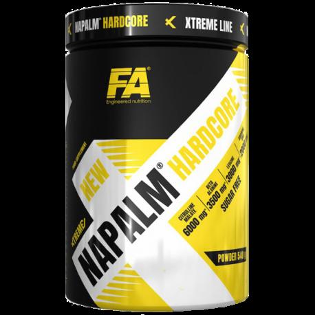 Xtreme Napalm Hardcore - Fitness Authority