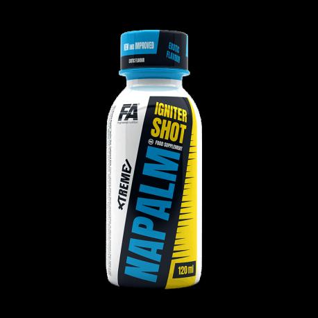 Xtreme Napalm Igniter Shot 24x120ml - Fitness Authority