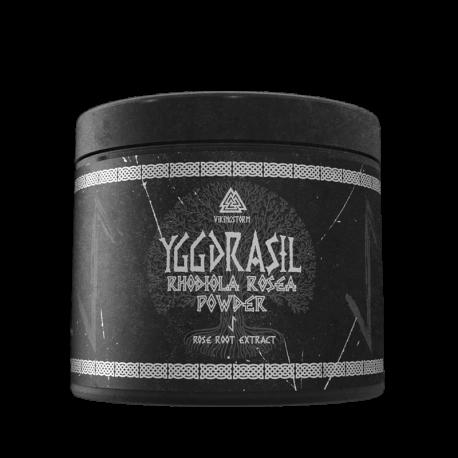 Yggdrasil Rhodiola Rosea POWDER Viking Strom - Gods Rage