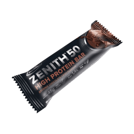 Zenith 50 High Protein Bar 16x45g - IronMaxx