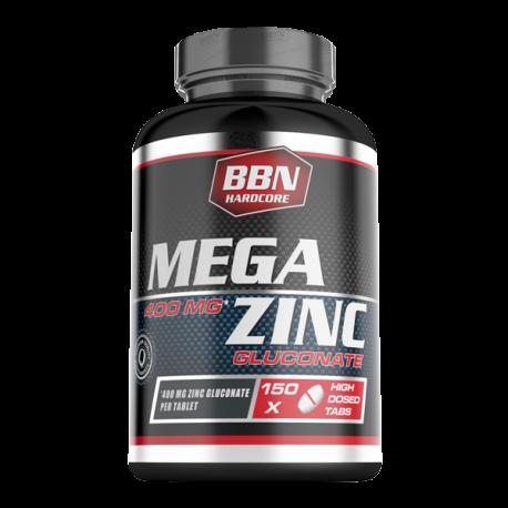 Zinc Tabs - BBN Hardcore