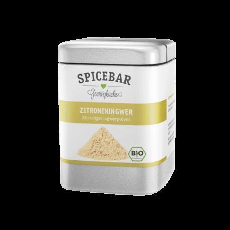 Zitroneningwer Bio - Spicebar